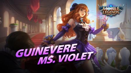 Guinevere, hero bertipe magic dan fighter di Mobile Legends - INDOSPORT