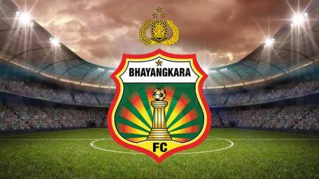 Klub Liga 1 2020, Bhayangkara FC, tetap menggelar latihan di balik ancaman virus corona yang mengintai. - INDOSPORT