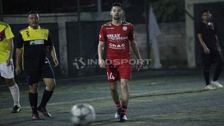 Sandy Walsh dikabarkan akan bergabung dengan Persija Jakarta - INDOSPORT