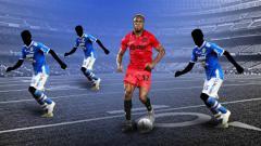 Indosport - Persib Bandung, tim yang gemar buang pemain bintang, diantaranya Victor Igbonefo.