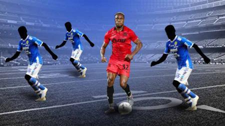 Persib Bandung, tim yang gemar buang pemain bintang, diantaranya Victor Igbonefo. - INDOSPORT