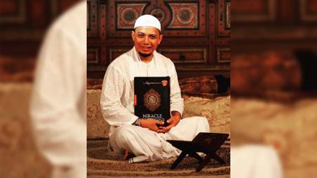 Ustaz Arifin Ilham berpulang ke rahmatullah. - INDOSPORT