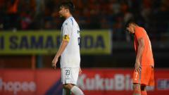 Indosport - Hamka Hamzah usai pertandingan Borneo FC vs Arema FC pada pekan ke-2 Liga 1 2019 (Foto: Arema FC)
