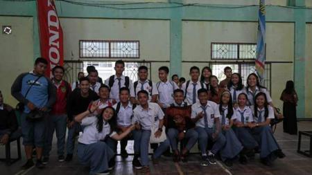 Sekolah Olahraga Sriwijaya di Palembang. - INDOSPORT