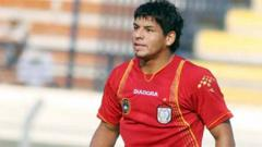Indosport - Pernah jadi top skor PSIS dan kesayangan bobotoh, bagaimana kondisi terbaru Julio Lopez. Foto: football-tribe.com