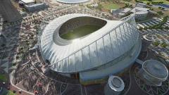Indosport - Stadion Internasional Khalifa, Qatar, untuk Piala Dunia 2022.