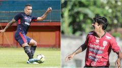 Indosport - Beto Goncalves dan Irfan Bachdim di klubnya musim ini.