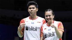 Indosport - Media asing mengagumi kehebatan pasangan ganda campuran Indonesia, Praveen Jordan/Melati Daeva Oktavianti, setelah sukses menjadi juara Denmark Open 2019.