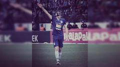 Indosport - PSIS Semarang mendapat doa dari salah satu mantan pemainnya yakni Petar Planic jelang bergulirnya kompetisi Liga 1 2020.
