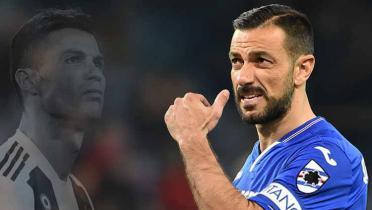 Fabio Quagliarella, Striker Uzur yang Pecundangi Cristiano Ronaldo di Italia
