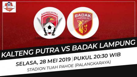 Prediksi Kalteng Putra vs Badak Lampung FC - INDOSPORT