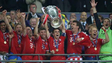 Total ada 4 tim yang mampu meraih Treble Winner di era Liga Champions sejak 1992/93. Siapakah yang terbaik di antara keempat tim tersebut? - INDOSPORT