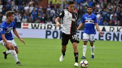 Indosport - Juventus akan menjamu Sampdoria di pekan ke-36 Serie A Italia, Senin (27/07/20) dini hari WIB. Berikut ini kompilasi kenangan terbaik saat menghadapi Il Samp.