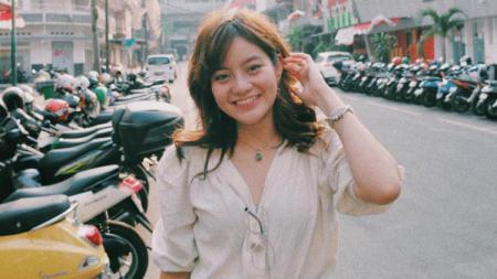 Tania Oktaviani Kusumah, pebulutangkis putri Indonesia. - INDOSPORT