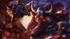 Indosport - Ormarr, salah satu hero dalam game eSports Arena of Valor (Aov)