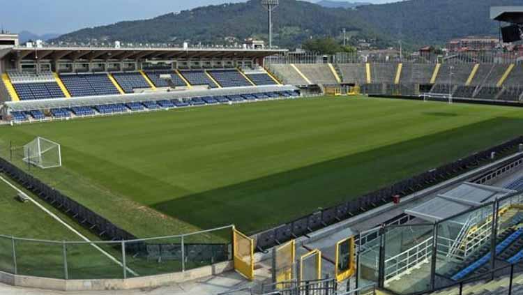 Potret Stadio di Bergamo Atleti Azzurri Italia. Copyright: SkyscraperCity