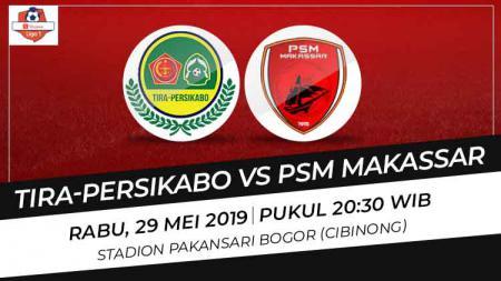 Prediksi TIRA-Persikabo vs PSM Makassar - INDOSPORT