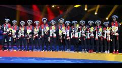 Indosport - Para pemain Indonesia di akhir turnamen Piala Sudirman 2019.