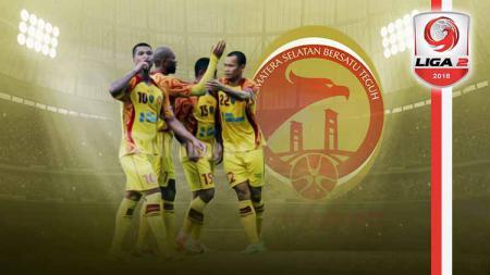Profil Tim Sriwijaya FC Liga 2. Foto: tribunnews - INDOSPORT