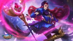 Indosport - Odette, hero mage Mobile Legends yang akan direvamp