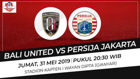 Bali United vs Persija Jakarta. - INDOSPORT
