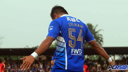 Zulham Zamrun resmi merapat ke Persib Bandung untuk mengarungi Liga 1 2020. - INDOSPORT