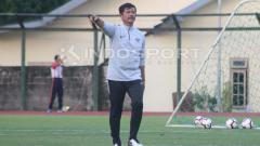 Indosport - Pelatih Timnas Indonesia U-23, Indra Sjafri.