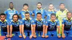 Indosport - Skuat Persib Bandung di Liga 1 2019.