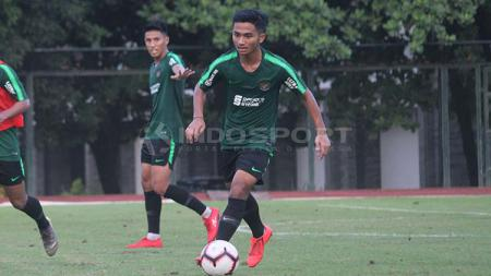 Hambali Tolib dipanggil training center Timnas Indonesia U-23. - INDOSPORT