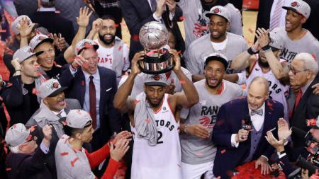 Toronto Raptors sudah punya siasat untuk mengalahkan Golden State Warriors di game 6 NBA Finals 2019. - INDOSPORT
