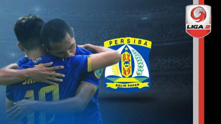 Profil tim Persiba Balikpapan Liga 2 2019. - INDOSPORT