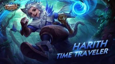 Hero role mage, Harith, mendapatkan buff maksimal yang membuatnya menjadi calon hero OP (Over Powered) lagi di game eSports Mobile Legends. - INDOSPORT