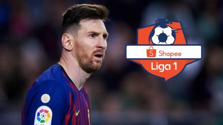 4 Pemain Asing Liga 1 2019 yang Lebih Pendek dari Lionel Messi. - INDOSPORT