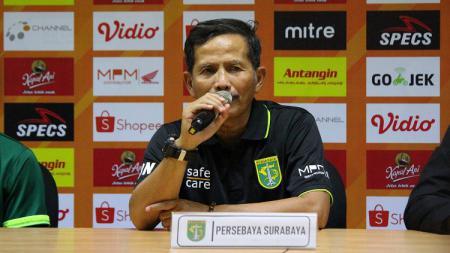 Pelatih Persebaya, Djadjang Nurdjaman. - INDOSPORT
