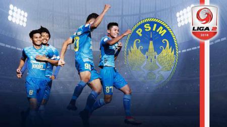 Profil Tim PSIM Yogyakarta Liga 2. Grafis: Tim/Indosport.com - INDOSPORT