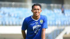 Indosport - Febri Hariyadi menjadi pemain Persib Bandung dengan statistik ofensif terbaik sejauh pekan ke-22 Shopee Liga 1 2019.