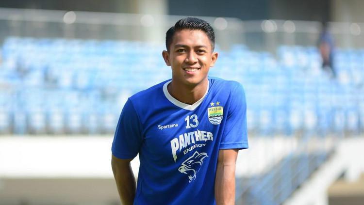 Febri Hariyadi, Pemain Persib Bandung Copyright: https://www.instagram.com/febrihariyadi13/