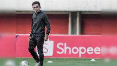 Indosport - Seto Nurdiantoro, pelatih PSS Sleman