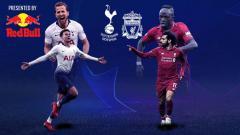 Indosport - Analisis pra laga final Liga Champions Tottenham Hotspur vs Liverpool.