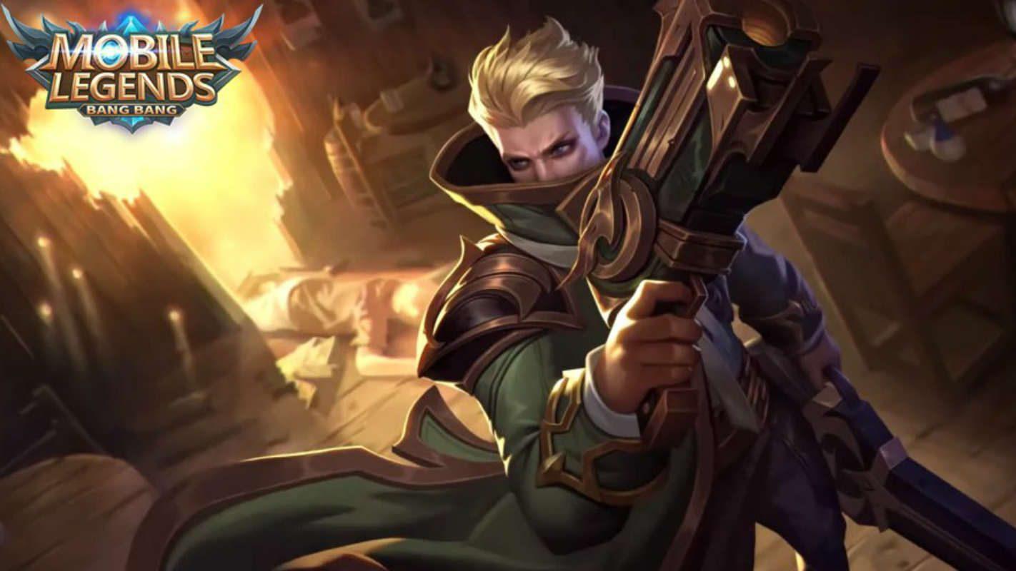 5 Hero Yang Cocok Jadi Marksman Di Game ESports Mobile