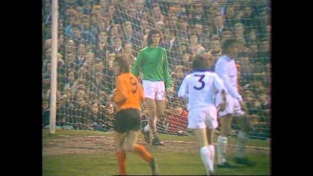 Wolves vs Tottenham di final Piala UEFA 1971/72. - INDOSPORT