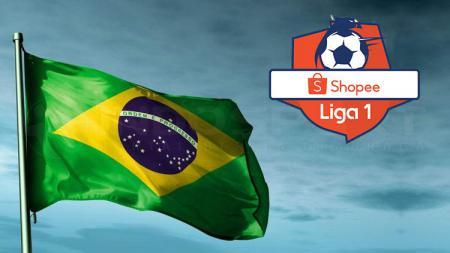 Ilustrasi legiun asing asal Brasil termahal di Shopee Liga 1 2019. - INDOSPORT