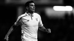 Indosport - Alberto Moreno memberikan penghormatan kepada Jose Antonio Reyes yang meninggal dunia akibat kecelakaan.