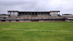Indosport - Stadion Bumi Wali, markas Persatu Tuban di Liga 2 2019.
