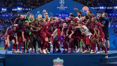 Indosport - Setelah Liga Champions 2018/19, Liverpool berniat mendatangkan lebih banyak trofi lagi ke Anfield. TF-Images/Getty Images.