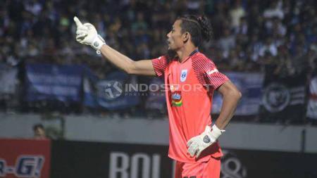 Kiper PSIS Semarang, Jandia Eka Putra. - INDOSPORT