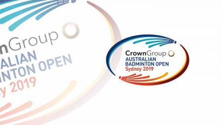 Logo Australia Open 2019. - INDOSPORT