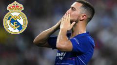 Indosport - Eden Hazard.