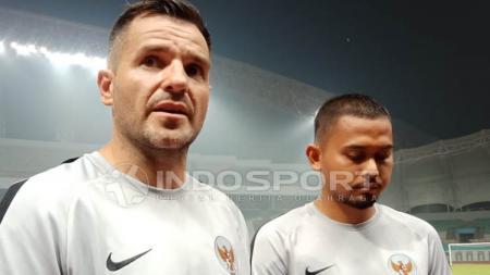 Simon McMenemy, pelatih Timnas Indonesia. - INDOSPORT
