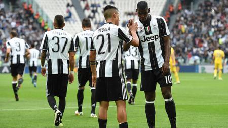 Deretan top 5 news kali ini menampilkan Juventus yang dirumorkan siap 'korbankan' Paulo Dybala demi Paul Pogba hingga janji Wander Luiz ke Persib Bandung jika sembuh dari virus corona (COVID-19). - INDOSPORT